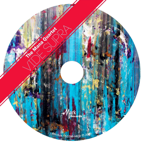 MANA Quartet - Vide Supra CD