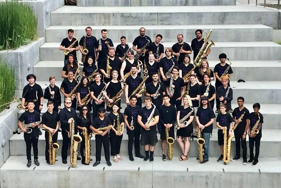 Mid Atlantic Saxophone Institute