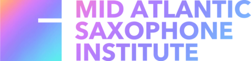 Mid Atlantic Saxophone Institute Logo